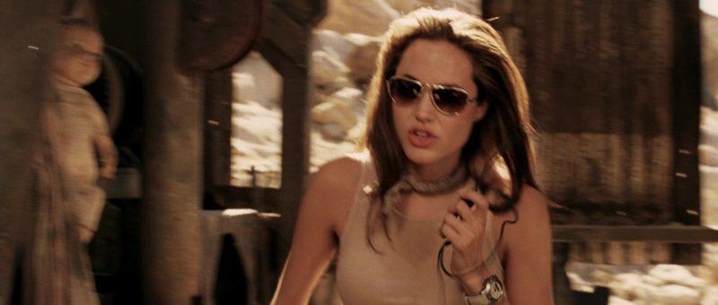 T-Touch et le cinoche, merci Angelina