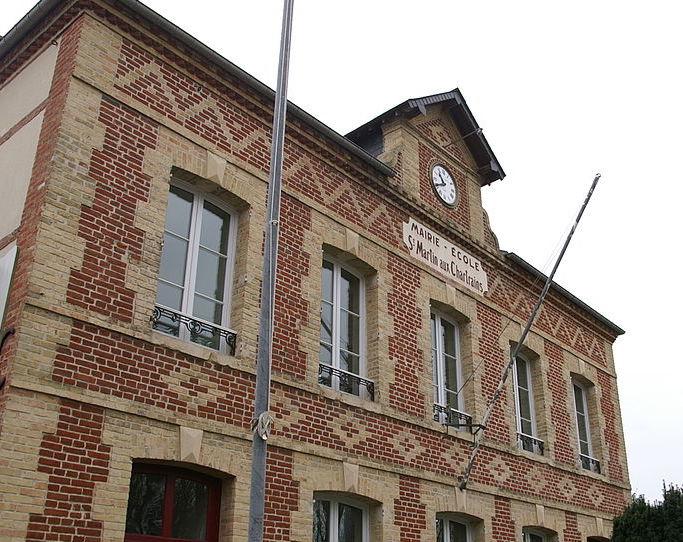 Gonneville-sur-Honfleur (F), un curé horloger
