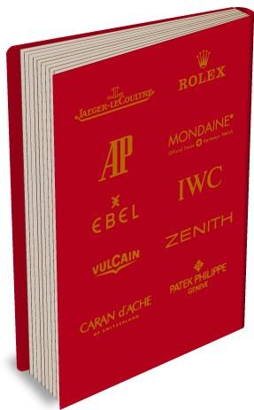 Swiss Watch Passports, une collection thématique de guides horlogers
