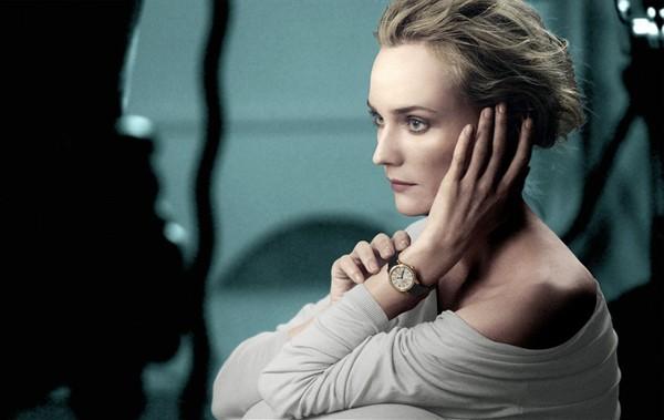 Diane Kruger: «Ma relation avec Jaeger LeCoultre est organique»