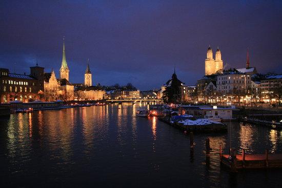 Cette foire à Zurich dont tout le monde parlait en septembre 2012…