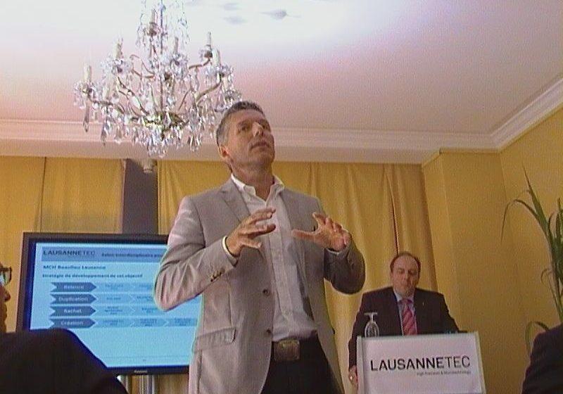 2013: Lausannetec reporté en octobre