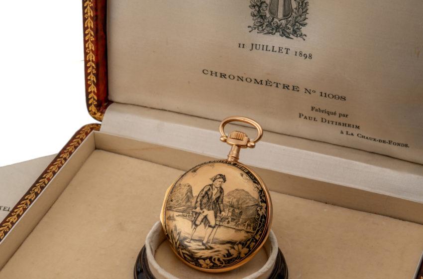 Ventes aux enchères à Hong Kong: Neuchâtel privé de trois trésors patrimoniaux?