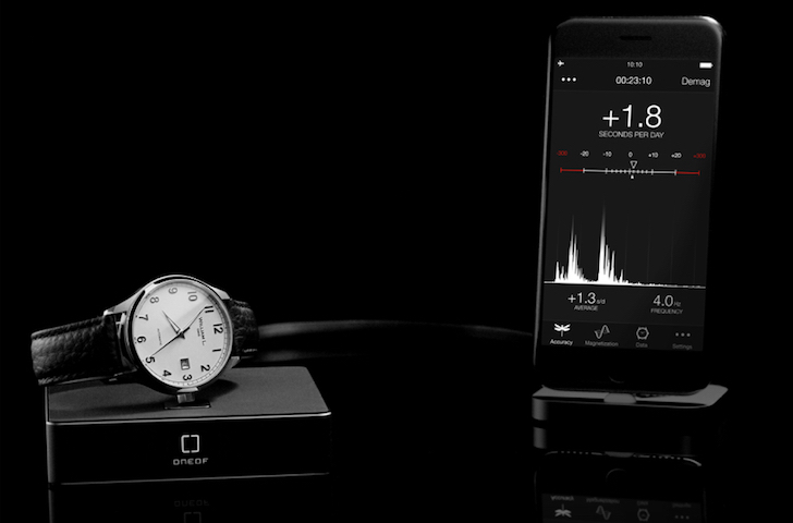 les OneOf débarquent aux Etats-Unis, l'ultra-précision portative, la démagnétisation à portée de smartphone